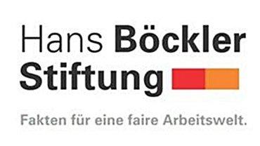 Logo Hans-Böckler-Stiftung
