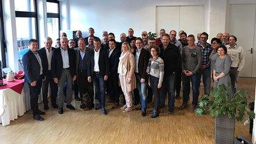 Der Bundesfachausschuss RWE (Herbsttagung 2018)