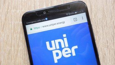 Uniper Smartphone Logo Energie